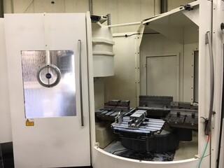 DMG DMC 60 T, Fräsmaschine Bj.  2011-1
