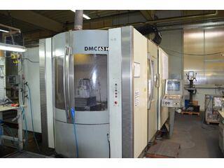 Fräsmaschine DMG DMC 63 H-0