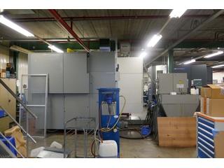 DMG DMC 70 eVolution, Fräsmaschine Bj.  2003-9