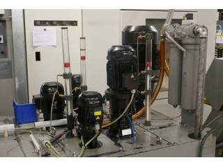 DMG DMC 70 eVolution, Fräsmaschine Bj.  2003-10