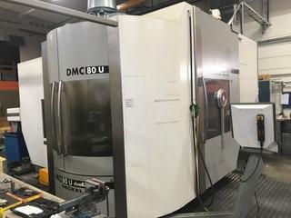 DMG DMC 80 U duoBlock, Fräsmaschine Bj.  2007-5