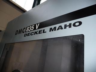 DMG DMC 835 V, Fräsmaschine Bj.  2006-2
