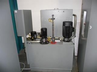 DMG DMC 835 V, Fräsmaschine Bj.  2006-4