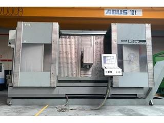 DMG DMF 220 linear 4ax, Fräsmaschine Bj.  2002-0