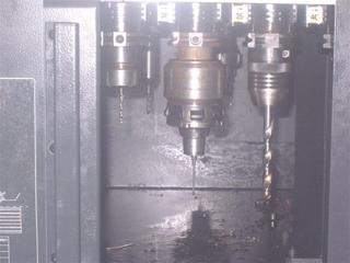Fräsmaschine DMG DMF 260 / 7-8