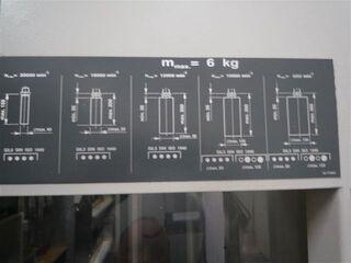 Fräsmaschine DMG DMF 360-11