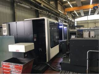 Fräsmaschine DMG DMF 360-2