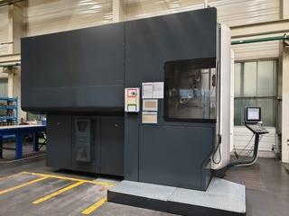DMG DMU 105 monoBLOCK, Fräsmaschine Bj.  2011-8