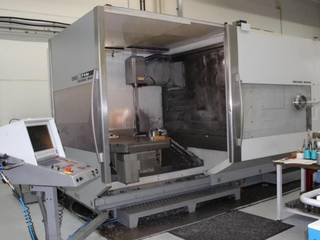 DMG DMU 125 P, Fräsmaschine Bj.  2003-1