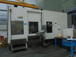 Fräsmaschine DMG DMU 200 FD-0