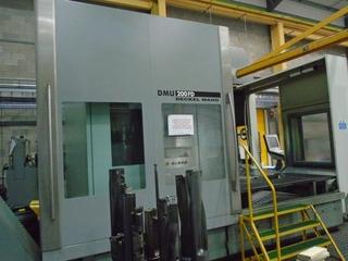 Fräsmaschine DMG DMU 200 FD-1