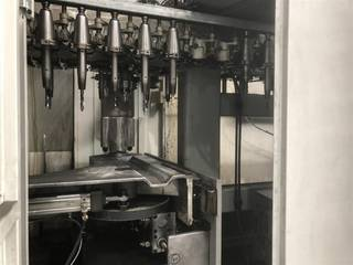 Fräsmaschine DMG DMU 200 P-3