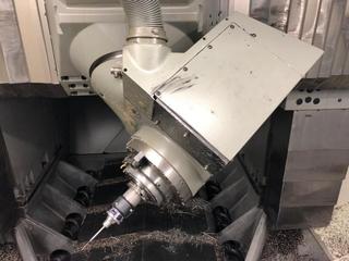DMG DMU 200 P, Fräsmaschine Bj.  2001-2