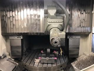 DMG DMU 200 P, Fräsmaschine Bj.  2001-5