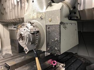 DMG DMU 200 P, Fräsmaschine Bj.  2001-6