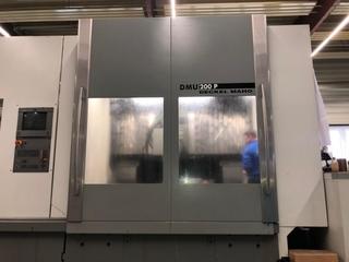 DMG DMU 200 P, Fräsmaschine Bj.  2001-7