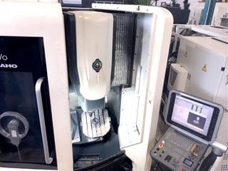 DMG DMU 40 evo, Fräsmaschine Bj.  2012-2