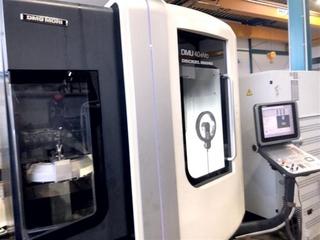 DMG DMU 40 evo, Fräsmaschine Bj.  2012-4