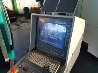 DMG DMU 50T (3+2), Fräsmaschine Bj.  1998-2