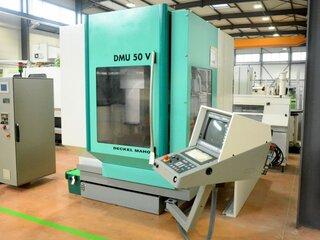 Fräsmaschine DMG DMU 50 V-7