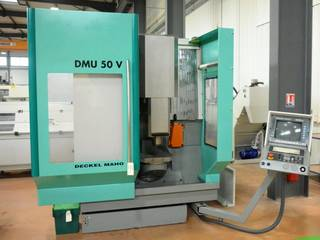 Fräsmaschine DMG DMU 50 V-8