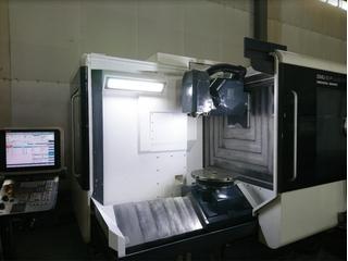 Fräsmaschine DMG DMU 60 P duoBlock-1