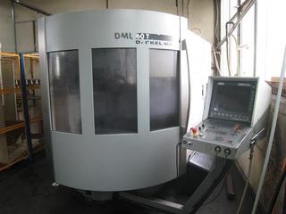 Fräsmaschine DMG DMU 60 T-0