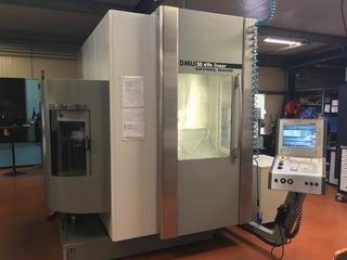 DMG DMU 60 eVo, Fräsmaschine Bj.  2015-0
