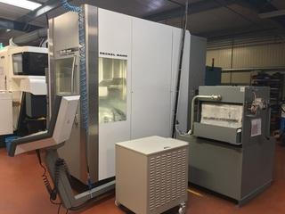 DMG DMU 60 eVo, Fräsmaschine Bj.  2015-5