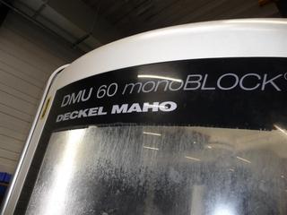 Fräsmaschine DMG DMU 60 monoBLOCK-1