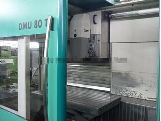 Fräsmaschine DMG DMU 80 T-2