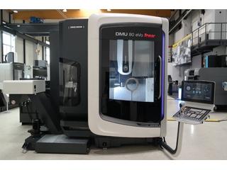 Fräsmaschine DMG MORI DMU 80 eVo linear FD-0