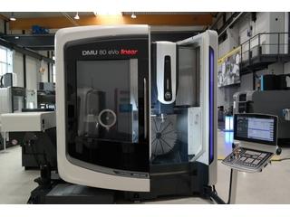 Fräsmaschine DMG MORI DMU 80 eVo linear FD-1