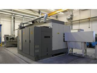 Drehmaschine DMG GMX 500 Twin linear-6