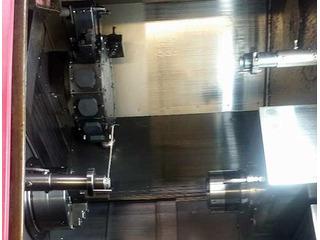 Drehmaschine DMG MF Twin 65 + gantry-3