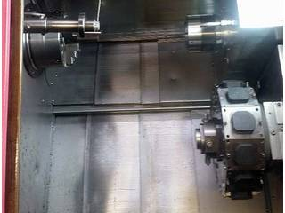 Drehmaschine DMG MF Twin 65 + gantry-4