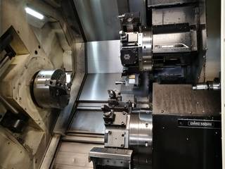Drehmaschine DMG Mori NZX 2500 / 1000 Y-1
