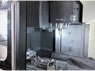 DMG NVX 5080 / 40, Fräsmaschine Bj.  2015-3