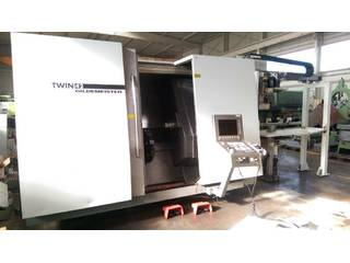 Drehmaschine DMG Twin 42-0
