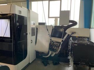 Drehmaschine DMG CTX alpha 500 / Automatisation WH3-1
