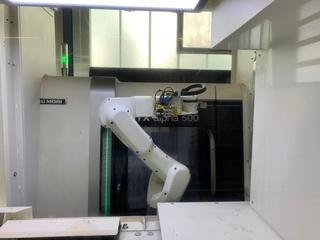 Drehmaschine DMG CTX alpha 500 / Automatisation WH3-2