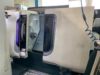 Drehmaschine DMG CTX alpha 500 / Automatisation WH3-4