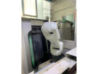 Drehmaschine DMG CTX alpha 500 / Automatisation WH3-12