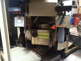 Schleifmaschine Danobat G 61 B7-5
