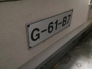 Schleifmaschine Danobat G 61 B7-7