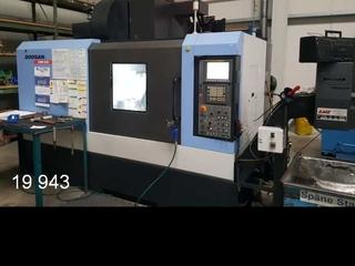 Fräsmaschine Doosan DNM 650-1