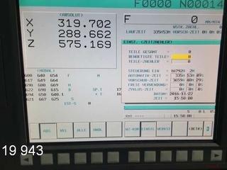 Fräsmaschine Doosan DNM 650-3