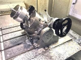 Doosan Mynx 650, Fräsmaschine Bj.  2008-1