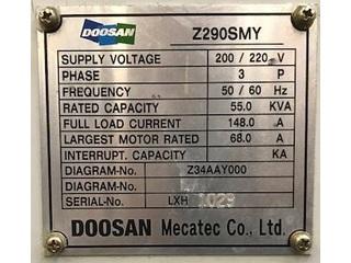 Drehmaschine Doosan Z 290 SMY-5