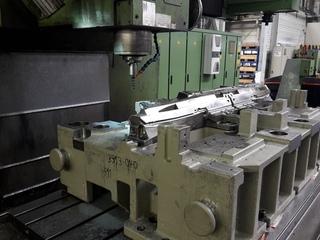 Fräsmaschine Droop + Rein FSM 1255 DA30 kc N-1